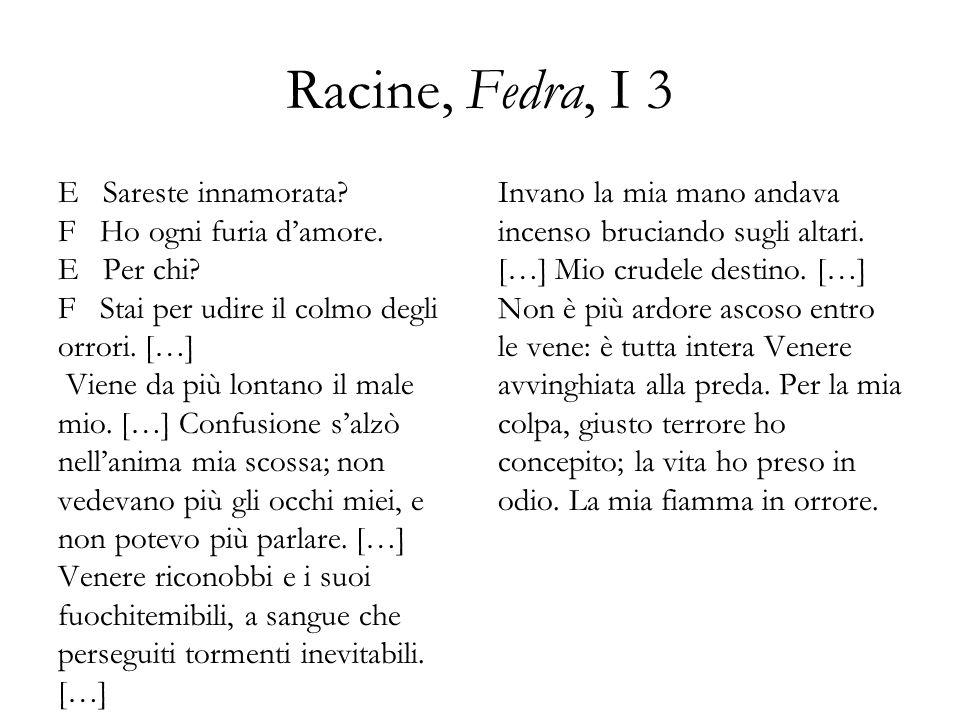 Racine, Fedra, I 3
