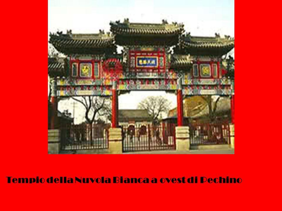 Tempio della Nuvola Bianca a ovest di Pechino