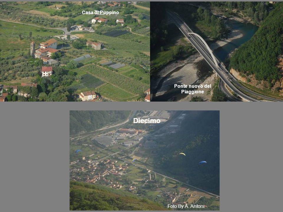 Ponte nuovo del Piaggione