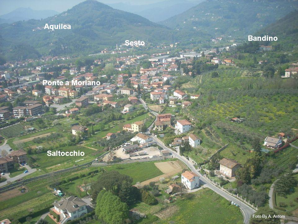 Aquilea Bandino Sesto Ponte a Moriano Saltocchio