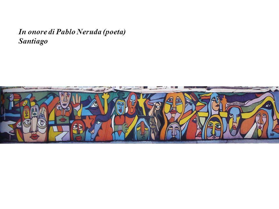 In onore di Pablo Neruda (poeta)