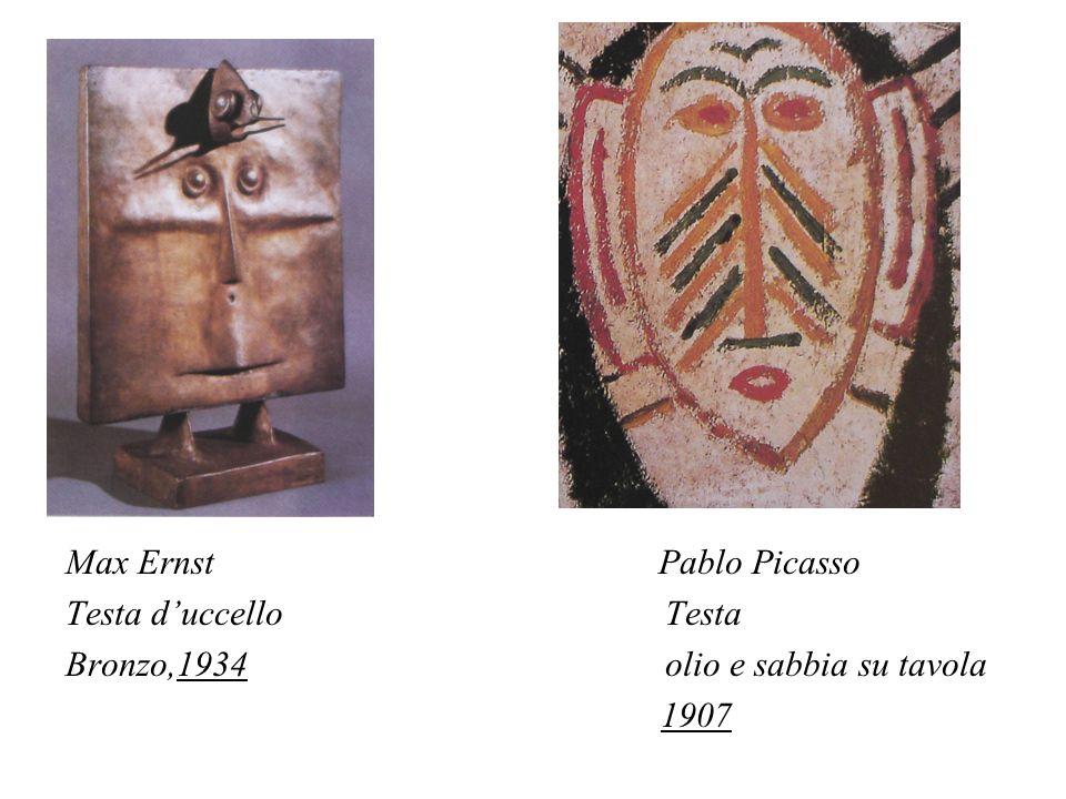 Max Ernst Pablo Picasso