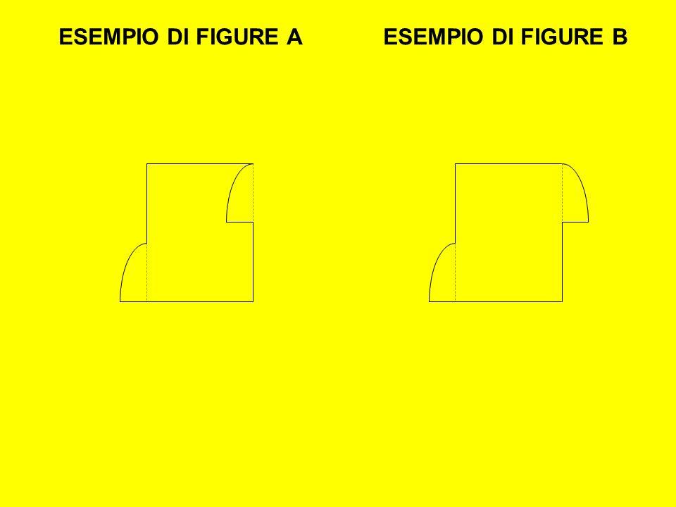 ESEMPIO DI FIGURE A ESEMPIO DI FIGURE B
