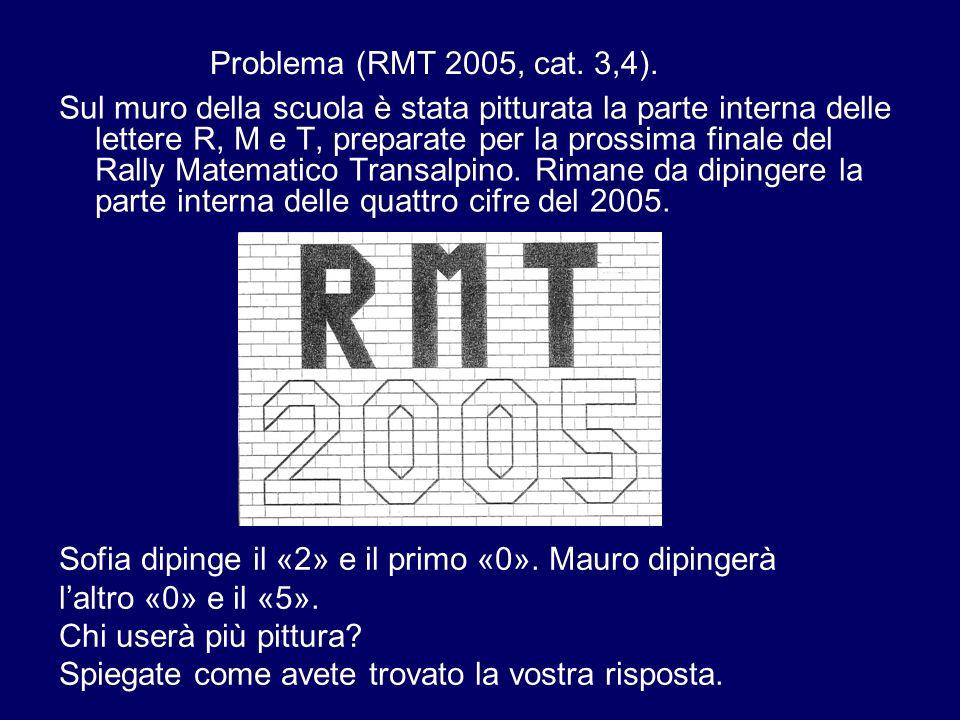 Problema (RMT 2005, cat. 3,4).