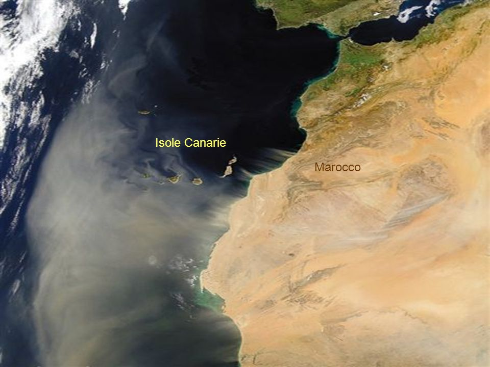 Isole Canarie Marocco