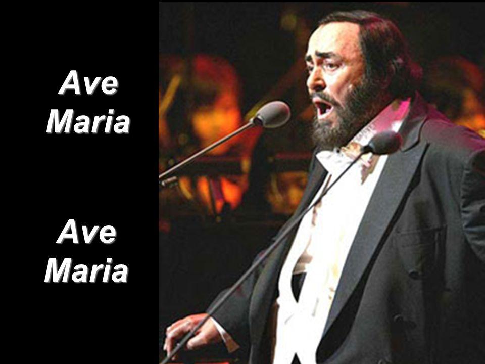 Ave Maria Ave Maria