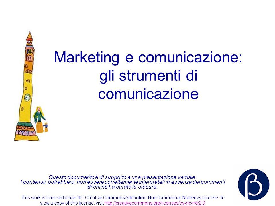 Marketing e comunicazione: gli strumenti di comunicazione