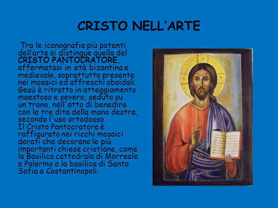 CRISTO NELL'ARTE