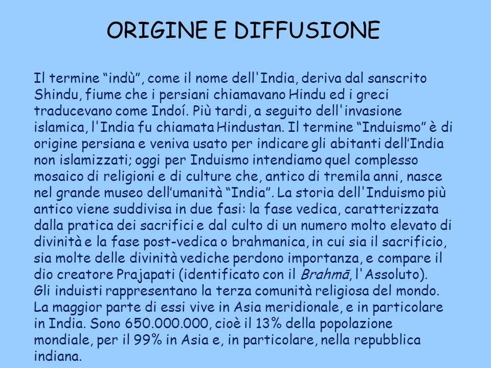 ORIGINE E DIFFUSIONE