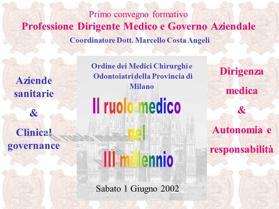 Ordine dei Medici Chirurghi e Odontoiatri della Provincia di