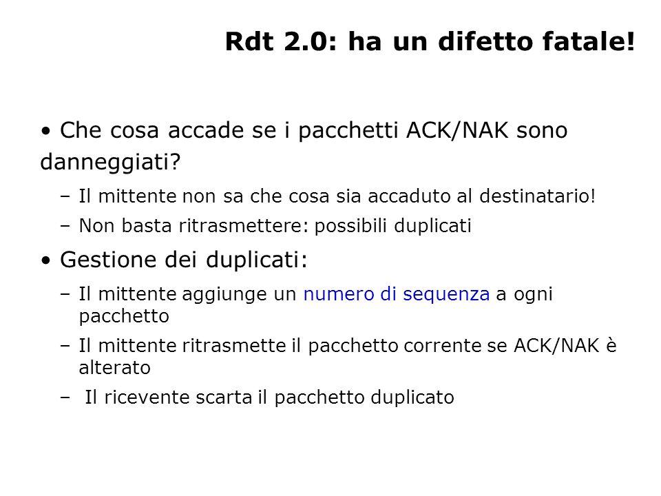 Rdt 2.0: ha un difetto fatale!