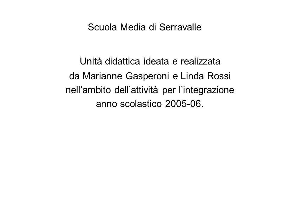 Scuola Media di Serravalle