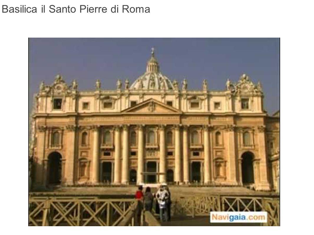 Basilica il Santo Pierre di Roma