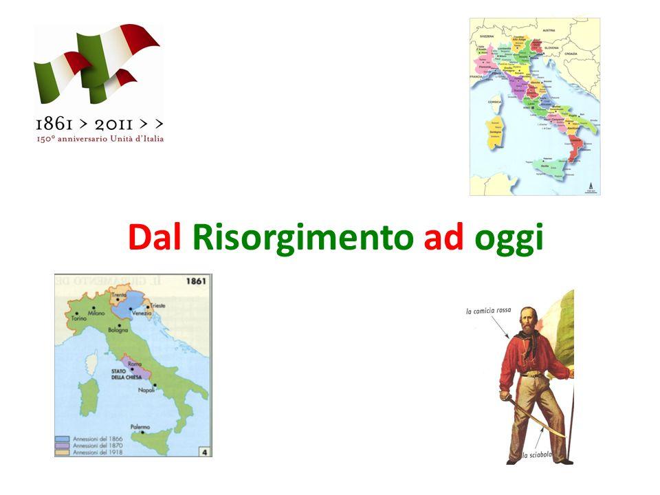 Dal Risorgimento ad oggi