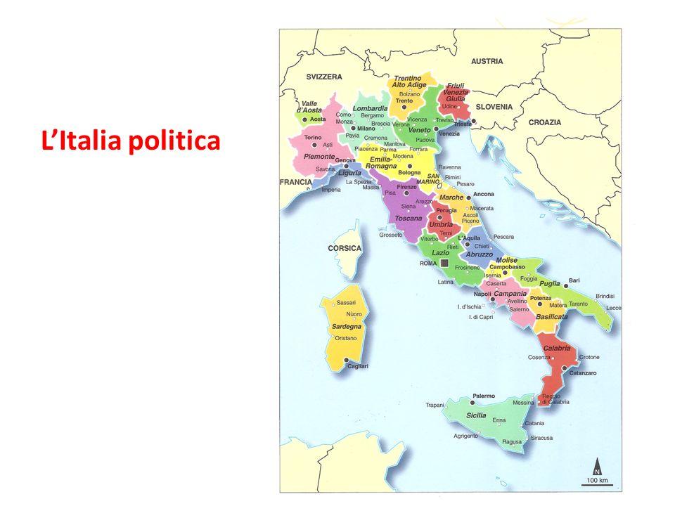 L'Italia politica