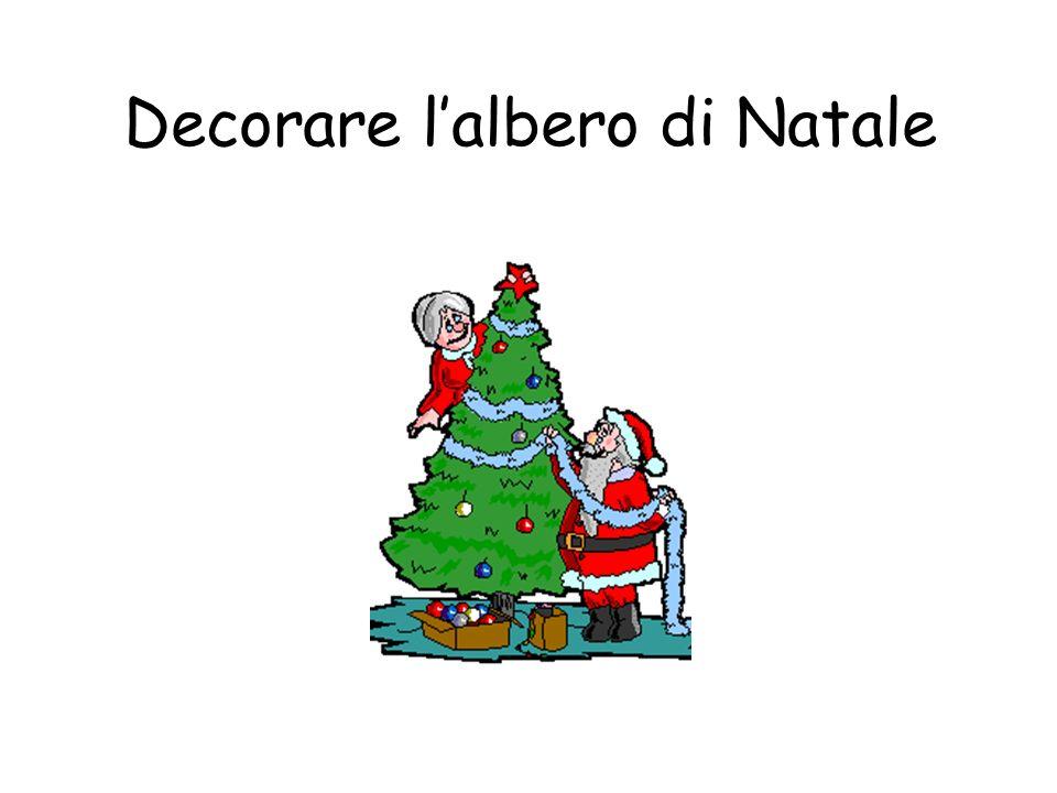 Decorare albero di natale decorare l albero di natale la - Idee x decorare l albero di natale ...