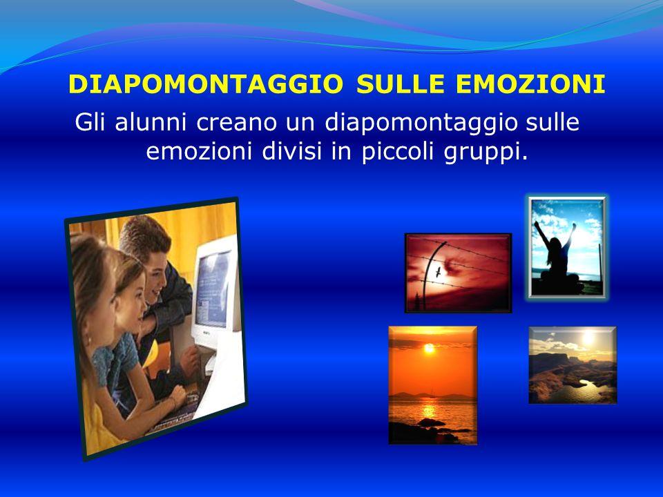 DIAPOMONTAGGIO SULLE EMOZIONI