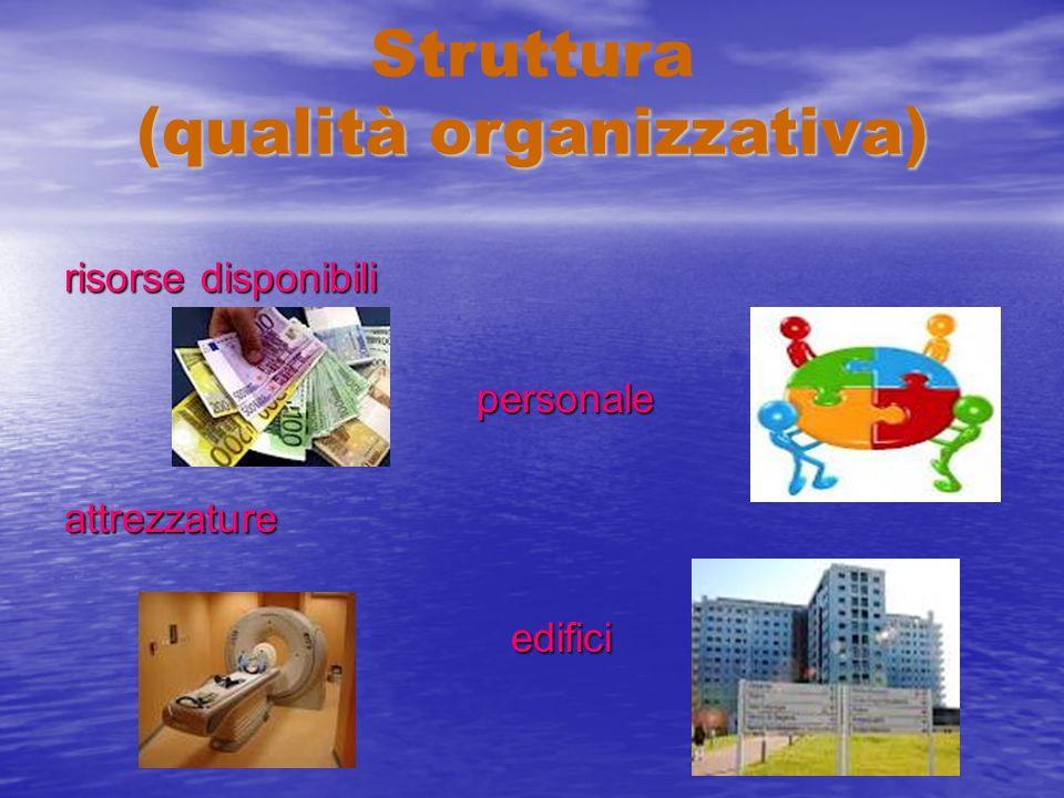 Struttura (qualità organizzativa)