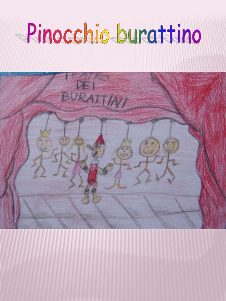 Pinocchio burattino