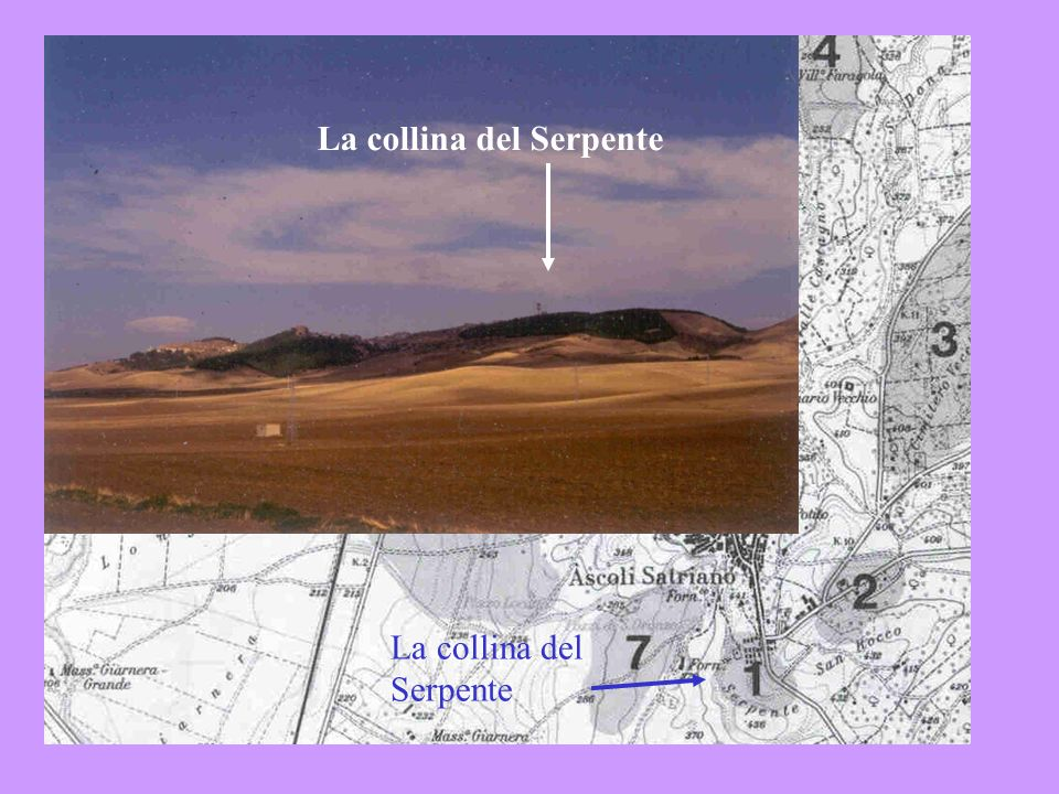 La collina del Serpente