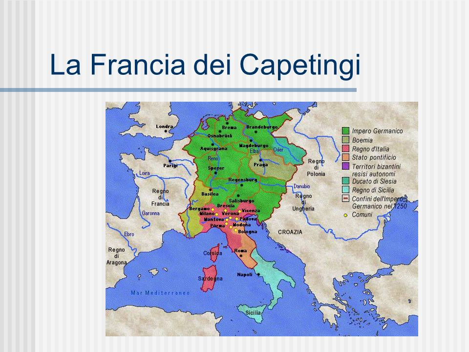 La Francia dei Capetingi