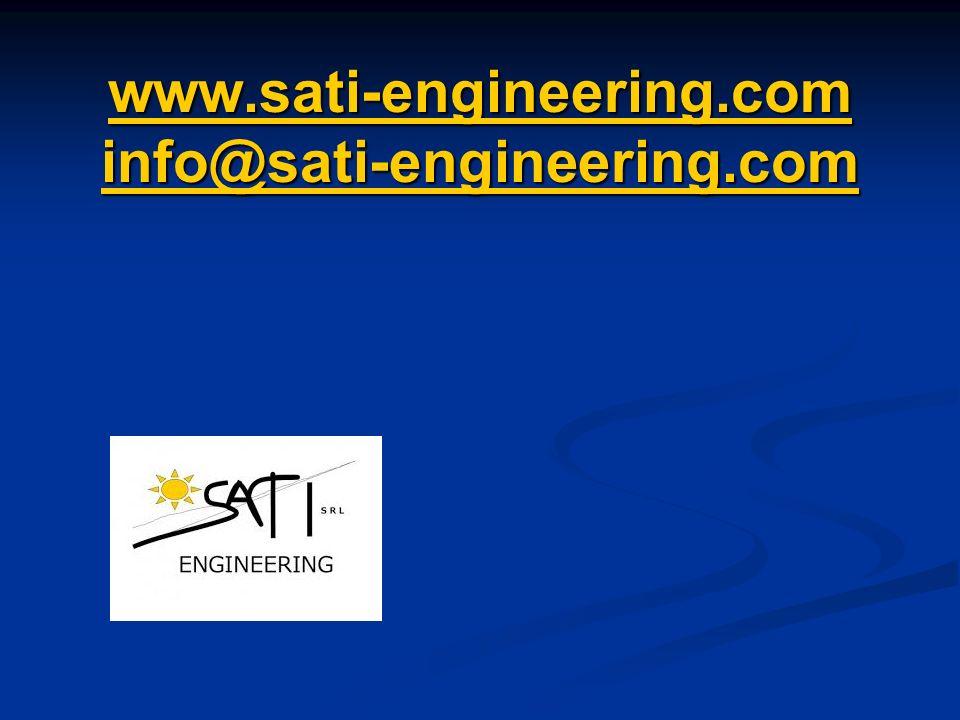www.sati-engineering.com info@sati-engineering.com