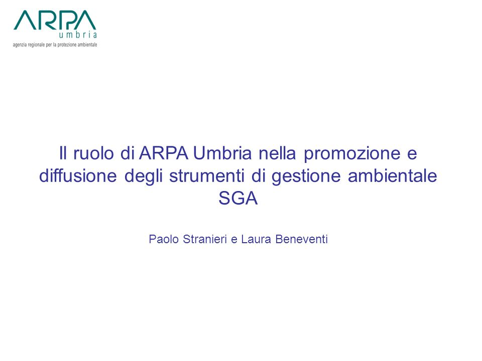 Paolo Stranieri e Laura Beneventi