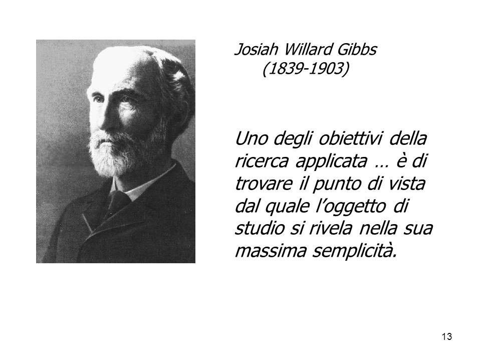 Josiah Willard Gibbs (1839-1903)