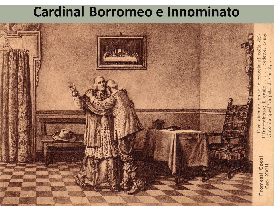 Cardinal Borromeo e Innominato