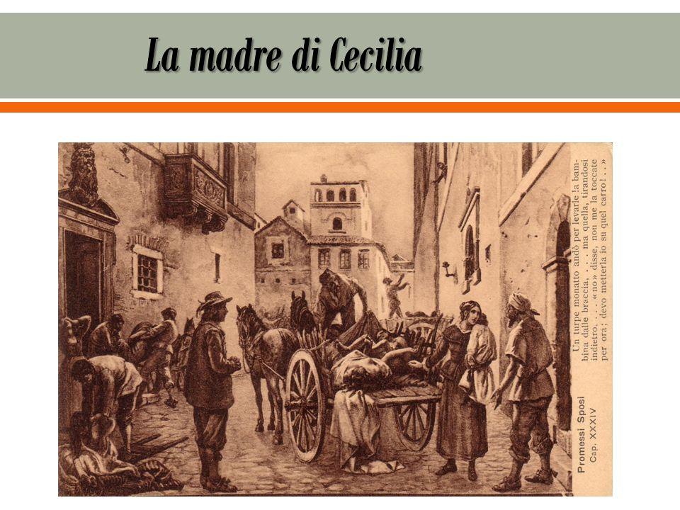 La madre di Cecilia