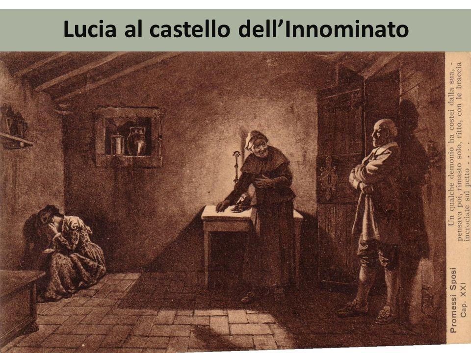 Lucia al castello dell'Innominato