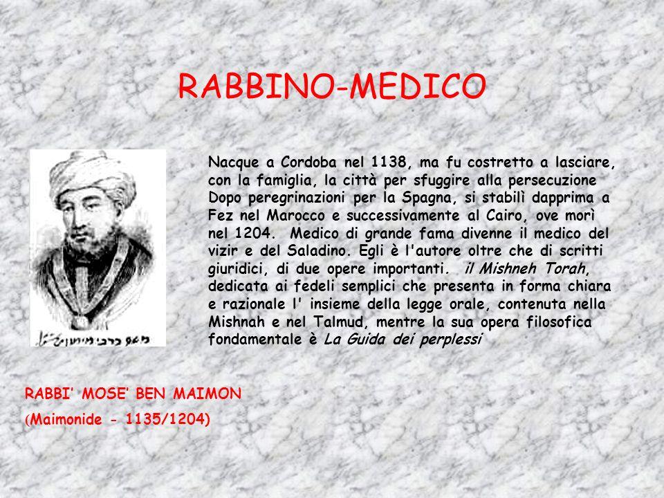 RABBINO-MEDICO