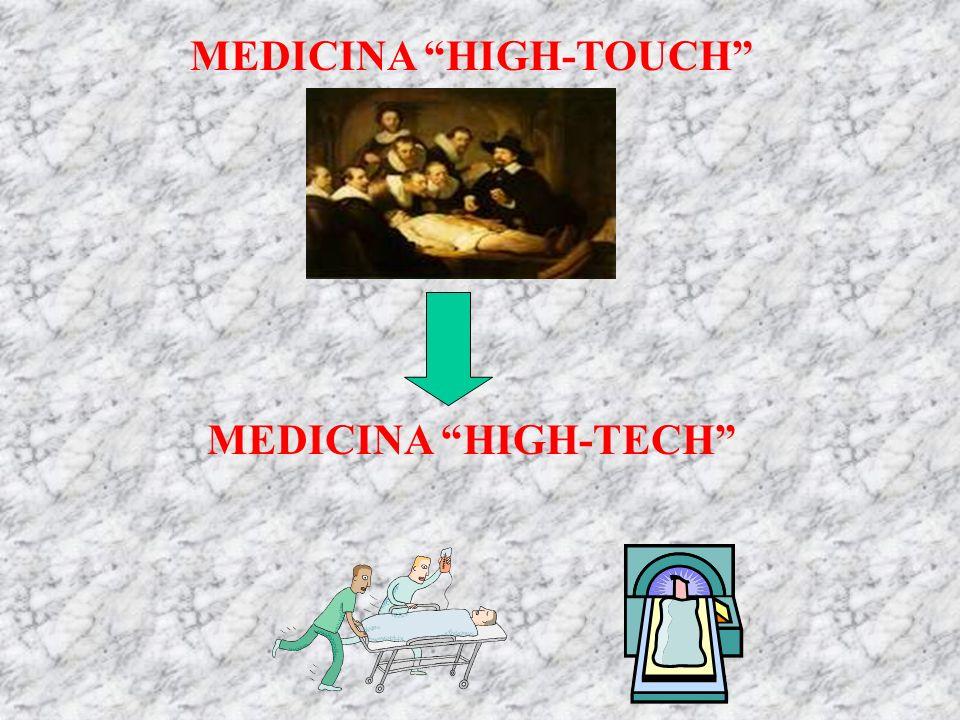 MEDICINA HIGH-TOUCH