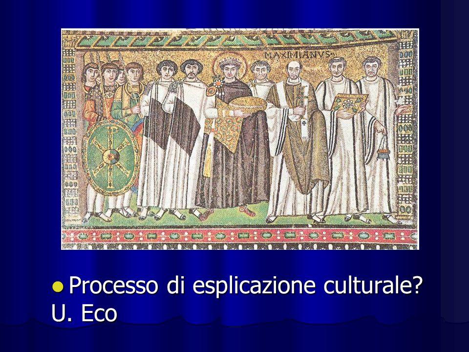 Processo di esplicazione culturale