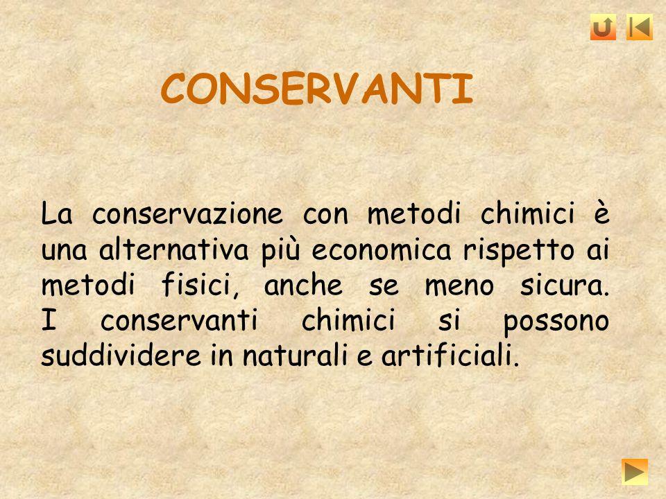 CONSERVANTI