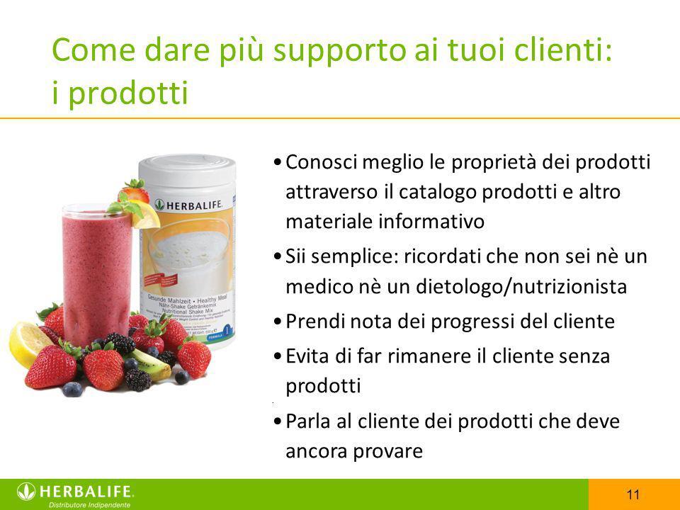 Come dare più supporto ai tuoi clienti: i prodotti