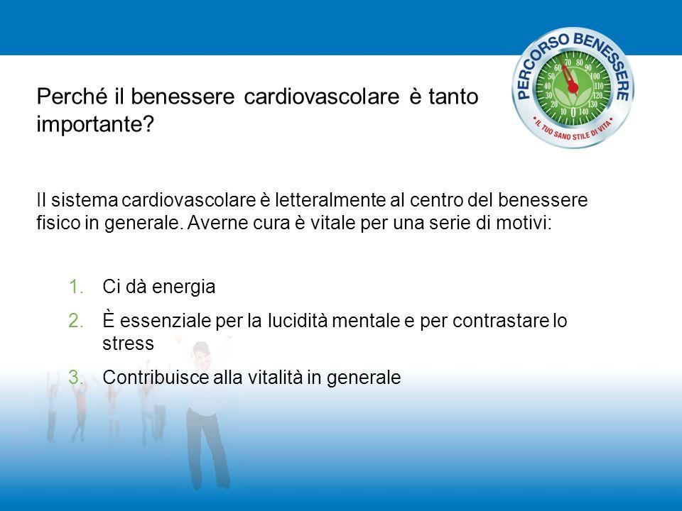 Perché il benessere cardiovascolare è tanto importante