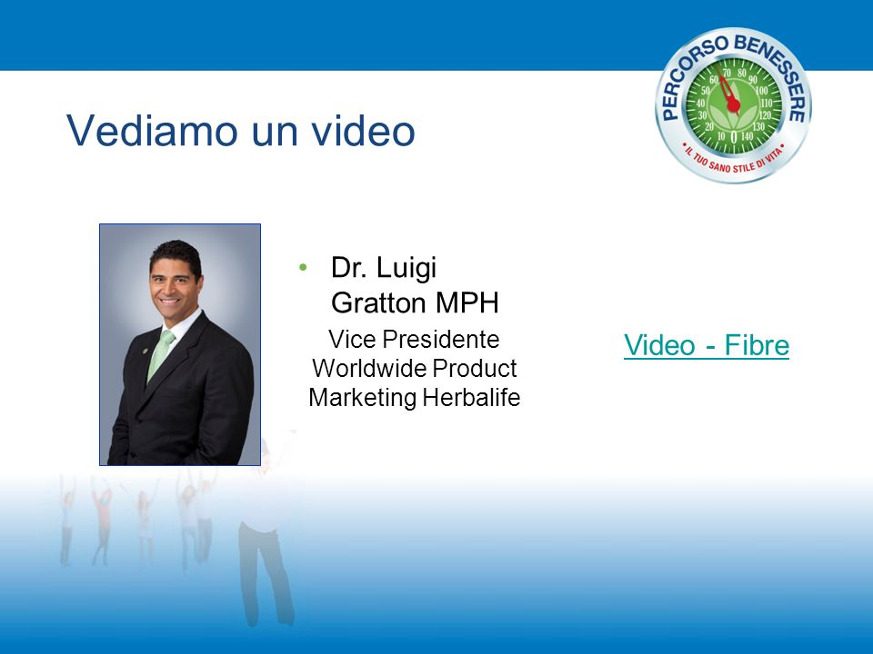 Vice Presidente Worldwide Product Marketing Herbalife