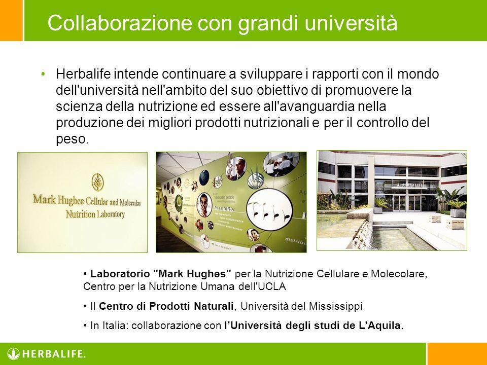 Comitato Consultivo Herbalife per la Nutrizione