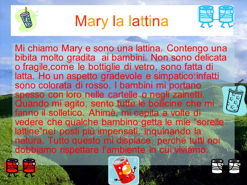 Mary la lattina