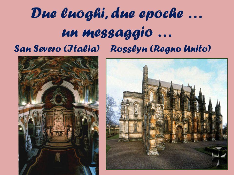 Due luoghi, due epoche … un messaggio …