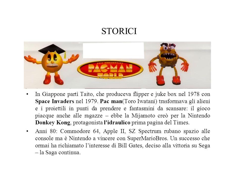 STORICI