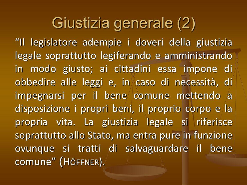 Giustizia generale (2)