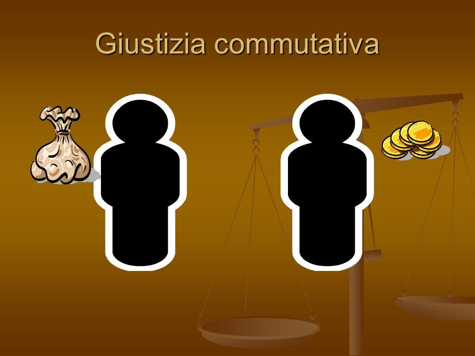Giustizia commutativa