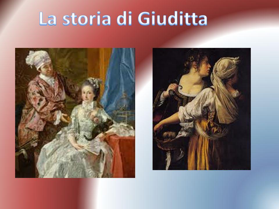 La storia di Giuditta