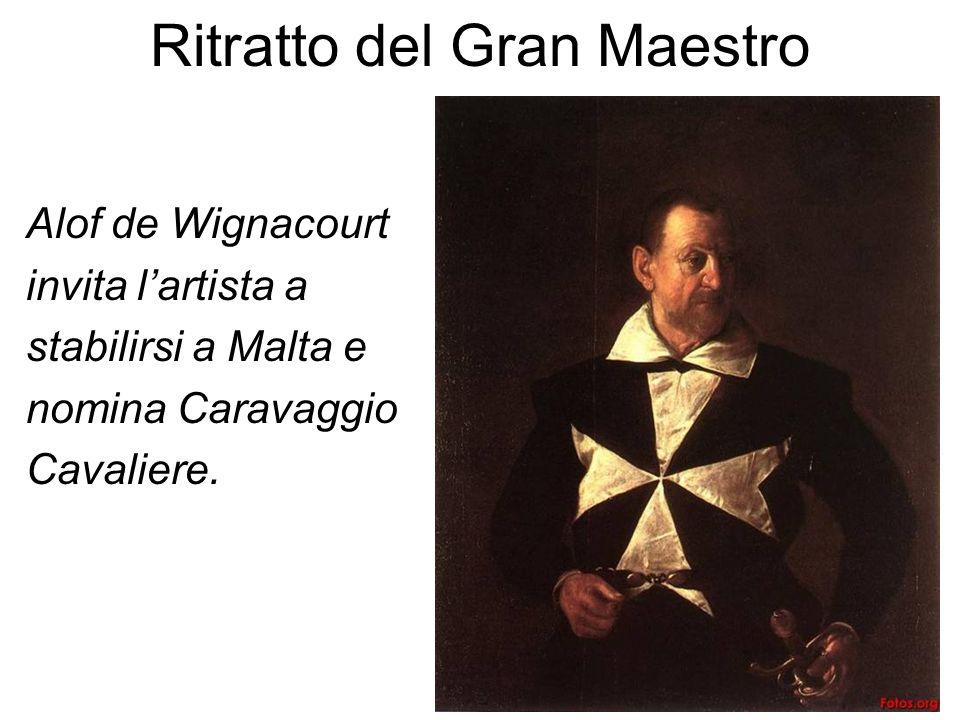 Ritratto del Gran Maestro