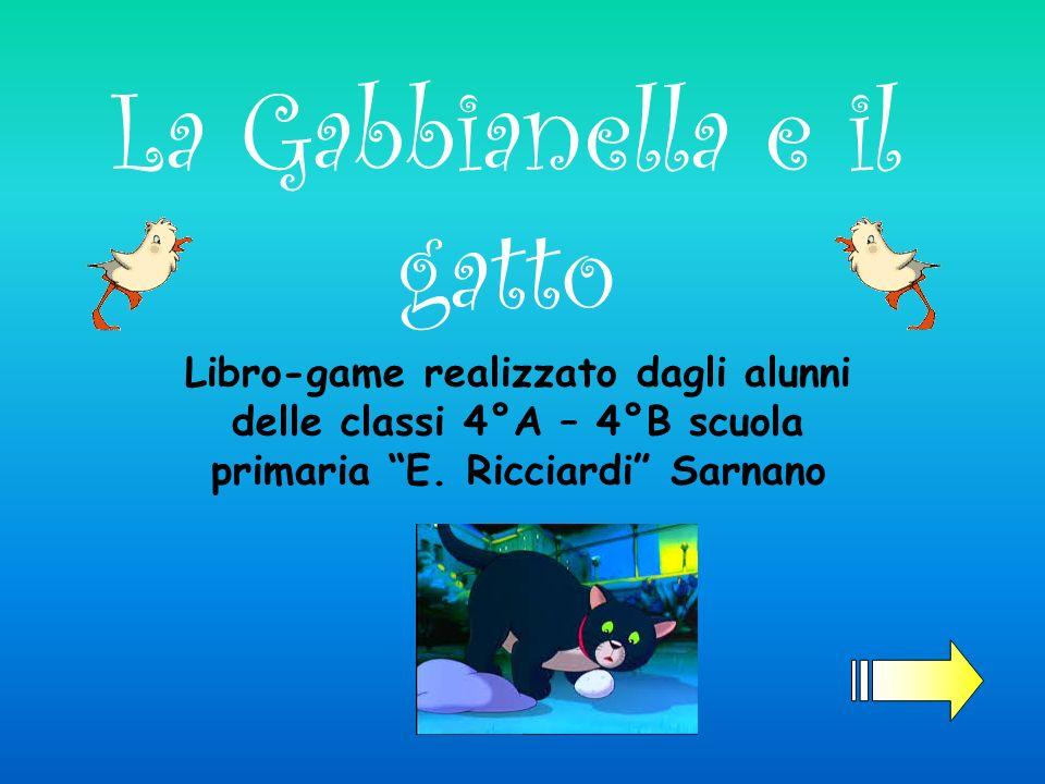 La Gabbianella e il gatto - ppt scaricare