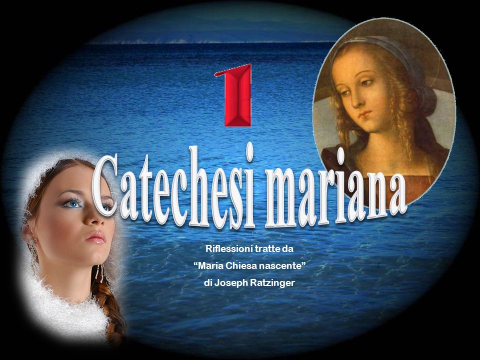 Maria Chiesa nascente
