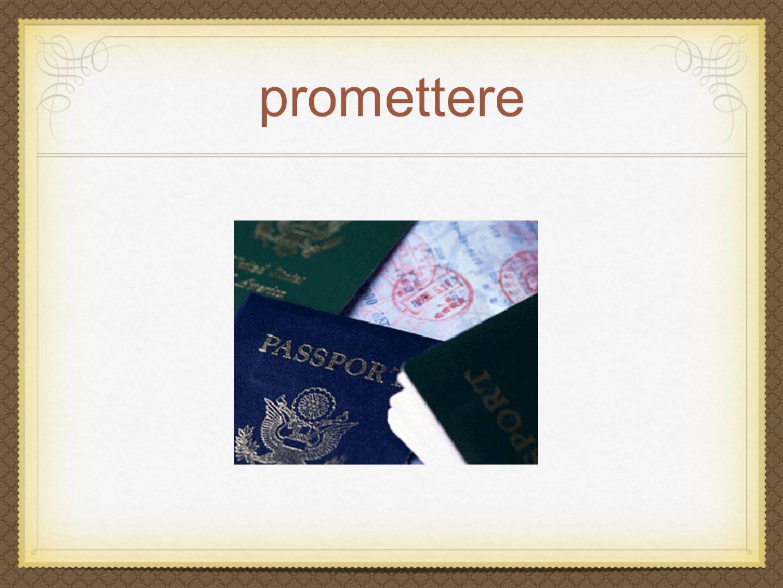 promettere