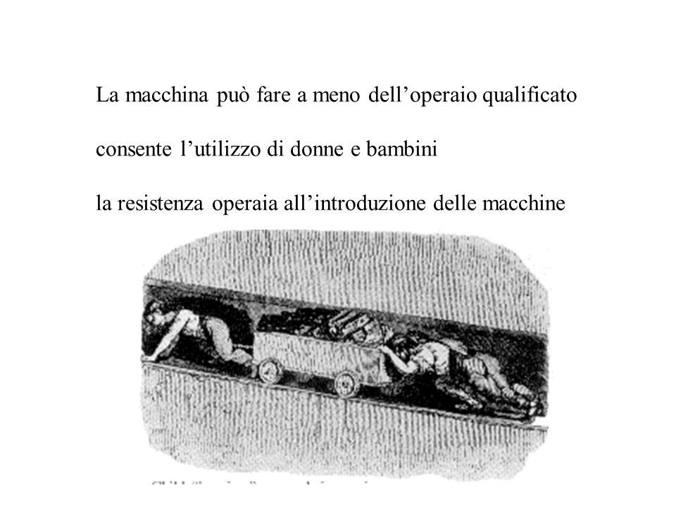 La macchina può fare a meno dell'operaio qualificato